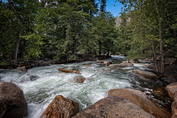 South Fork of kings River